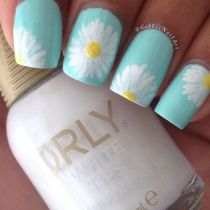 Best Colorful and Stylish Summer Nails Ideas 32