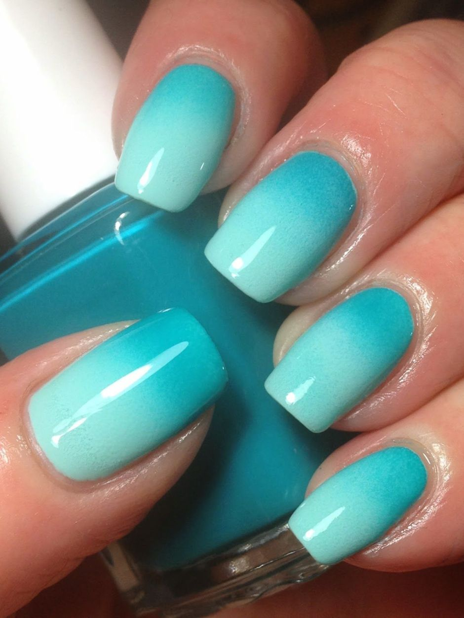 Best Colorful and Stylish Summer Nails Ideas 77