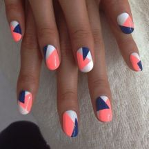 Best Colorful and Stylish Summer Nails Ideas 79