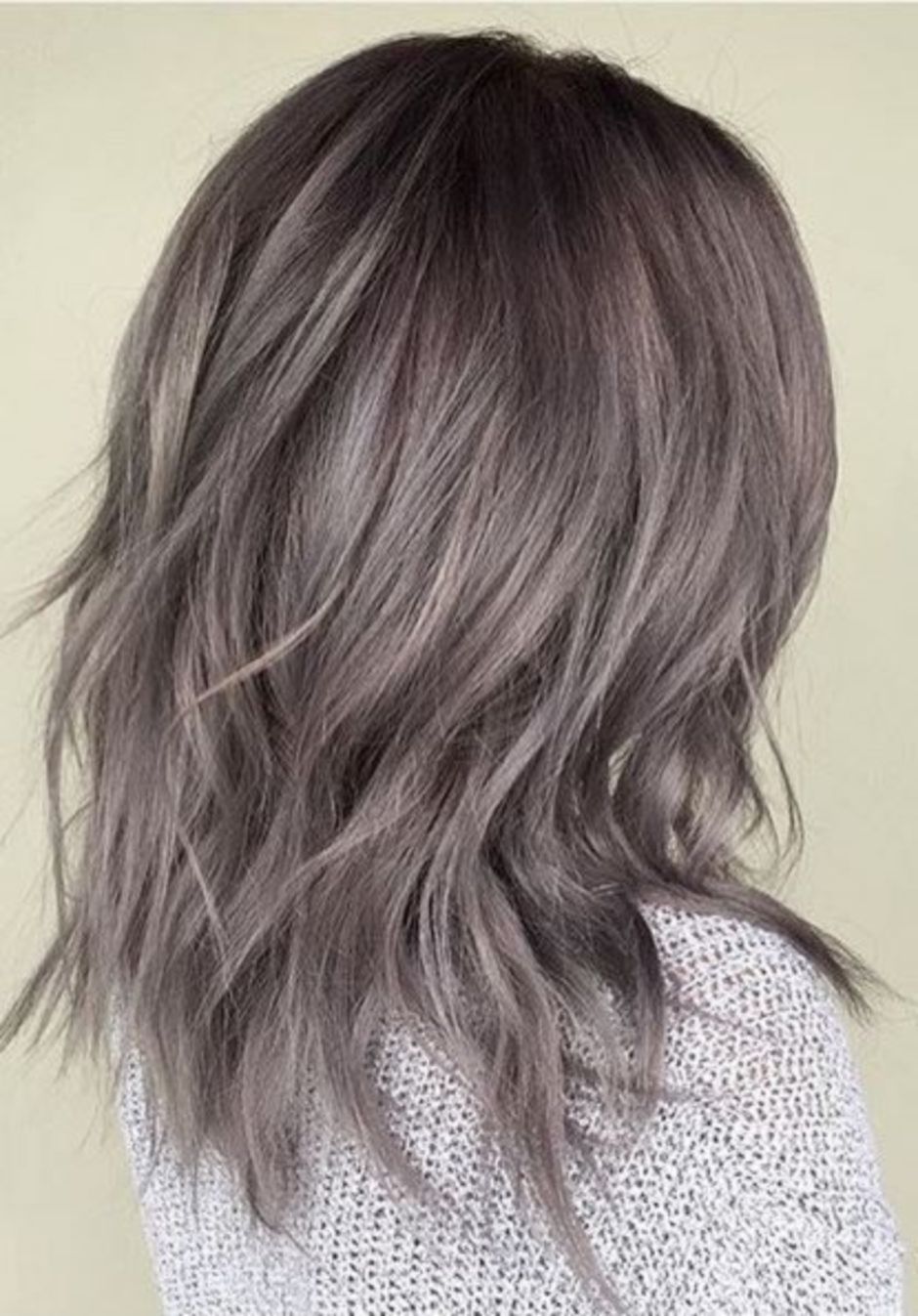 Ideas Mushroom Brown Hair That Makes You Look Stunning 8