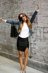 Simple Chick Work Outftis Style Ideas for this Spring 7