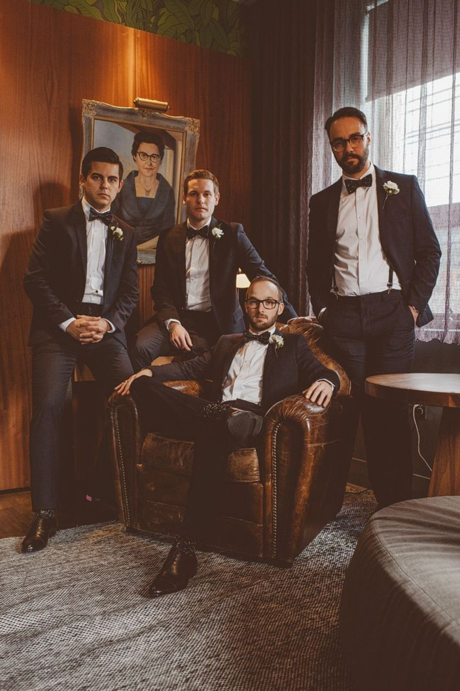 100+ Groomsmen Photos Poses Ideas You Can't Miss 109