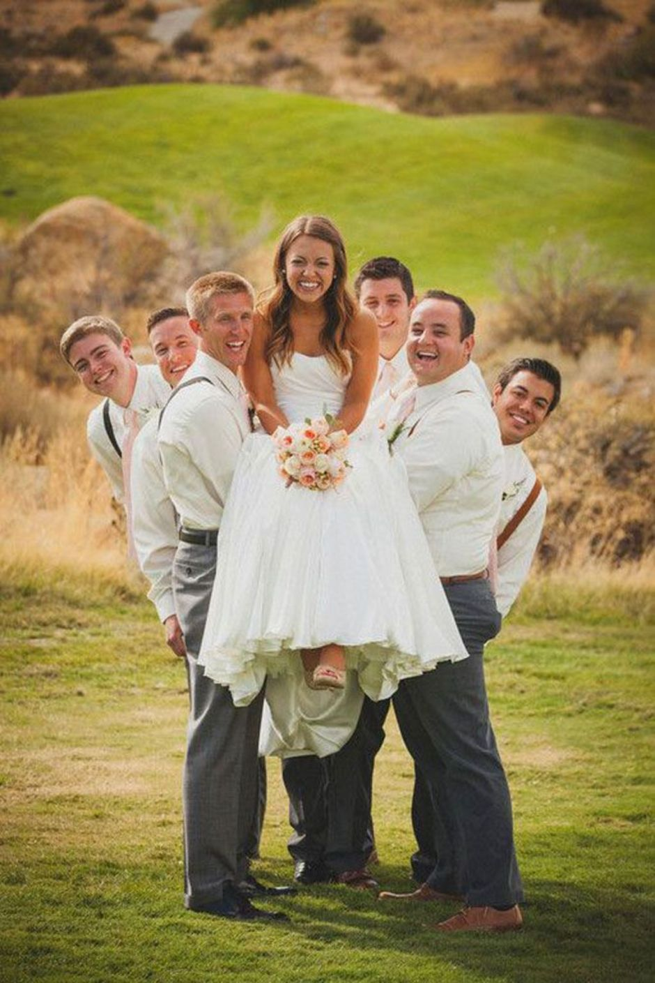 100+ Groomsmen Photos Poses Ideas You Can't Miss 110