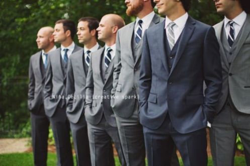 100+ Groomsmen Photos Poses Ideas You Can't Miss 43