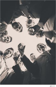 100+ Groomsmen Photos Poses Ideas You Can't Miss 44