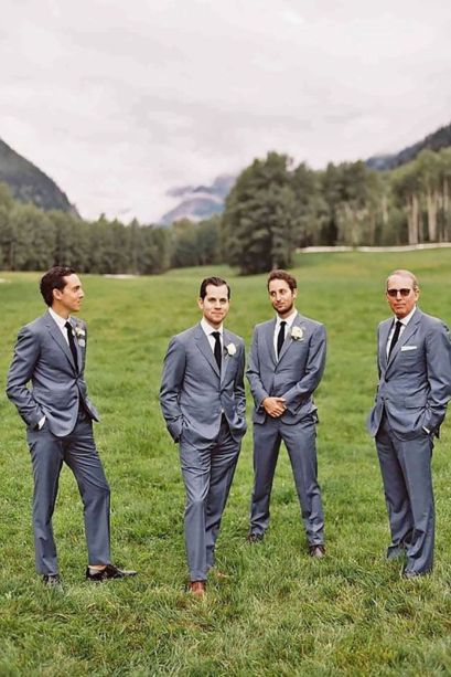 100+ Groomsmen Photos Poses Ideas You Can't Miss 86
