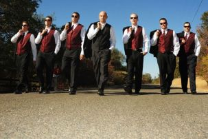 100+ Groomsmen Photos Poses Ideas You Can't Miss 87