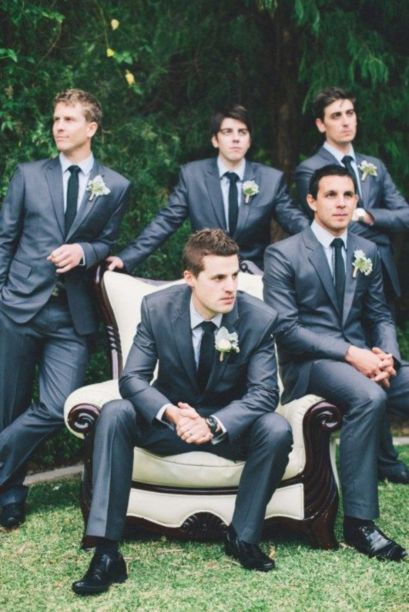 100+ Groomsmen Photos Poses Ideas You Can't Miss 9