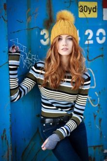 Awesome Hottest Redheads Will Make You Look Beautiful and Stunning 20