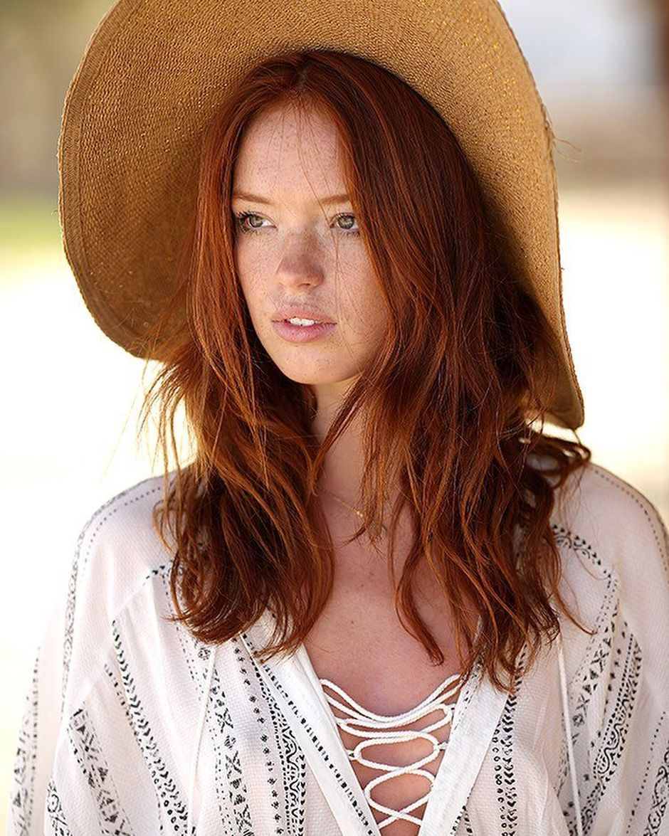 Awesome Hottest Redheads Will Make You Look Beautiful and Stunning 7