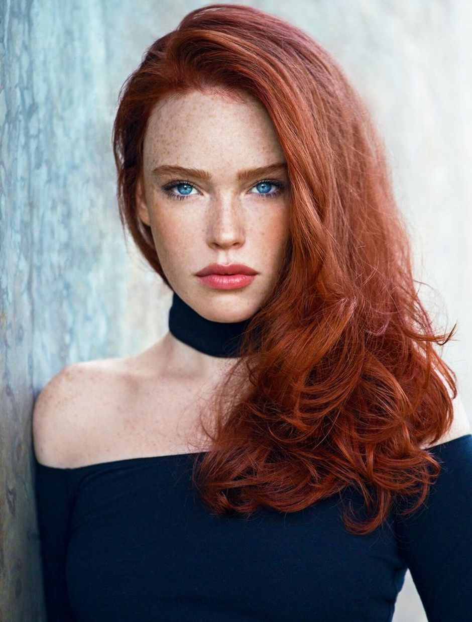 Awesome Hottest Redheads Will Make You Look Beautiful and Stunning 73