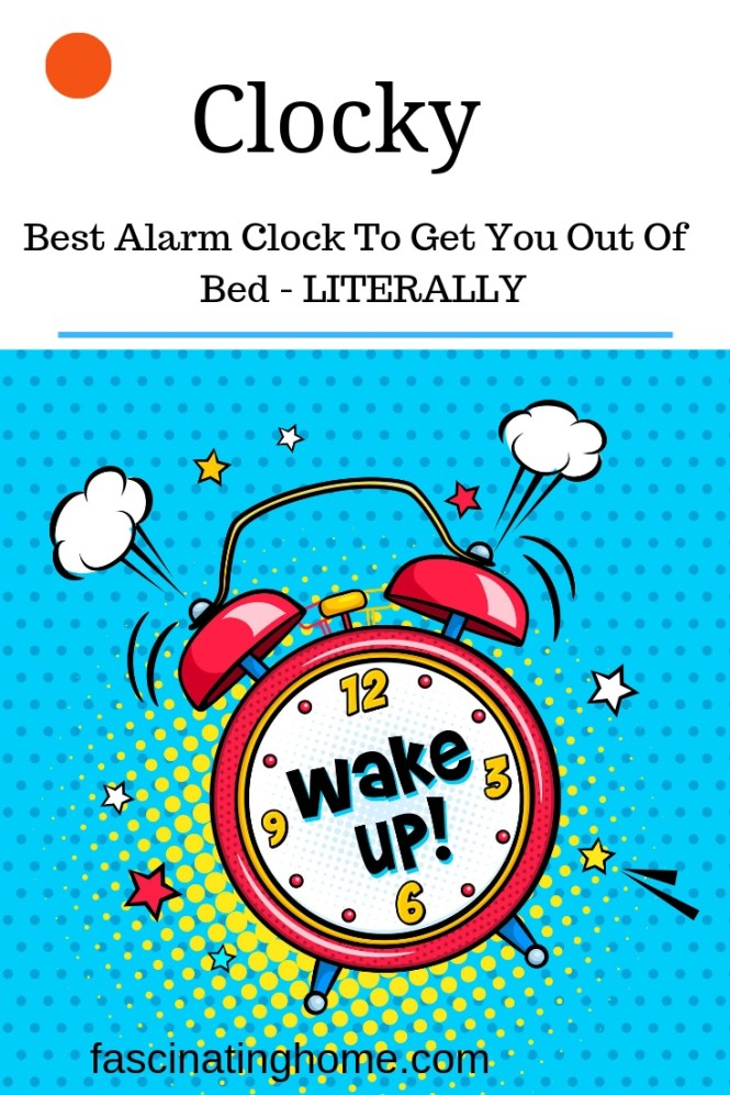 Best Alarm Clock To Get You Out Of Bed