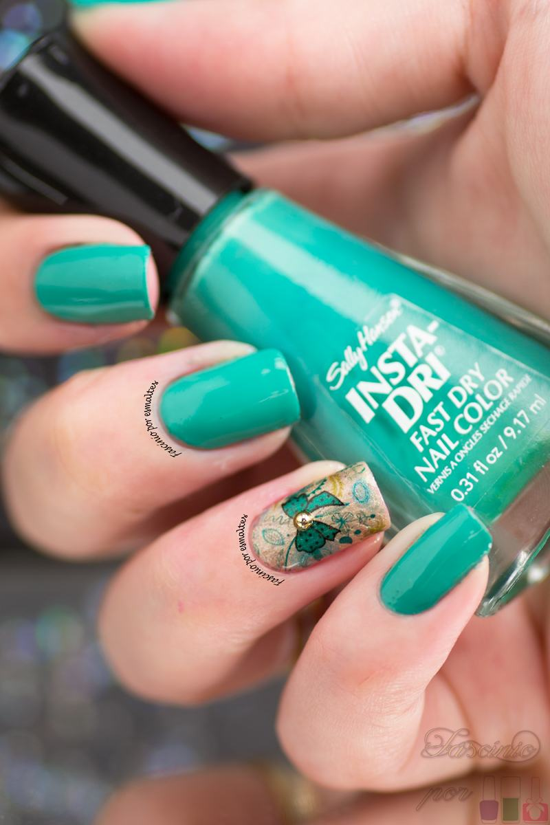 Mint Sprint - Sally Hansen