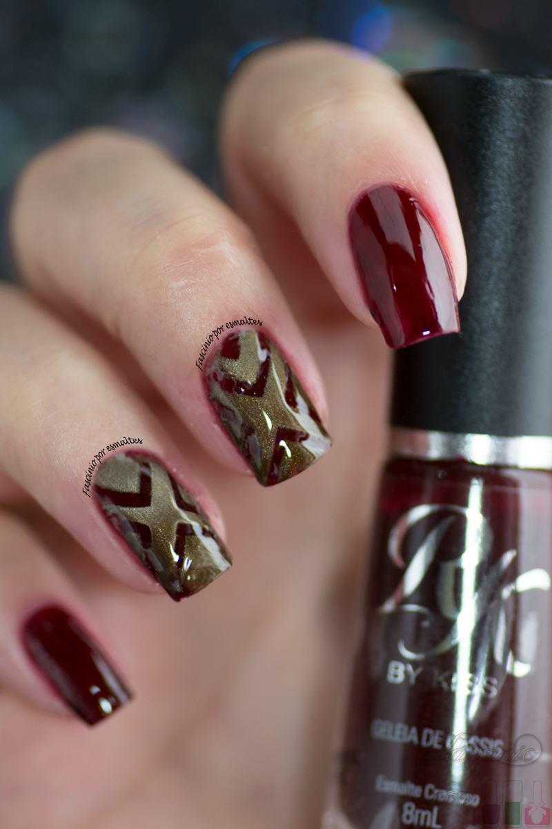 Cissi Peículas & Esmaltes - Nail Stencil