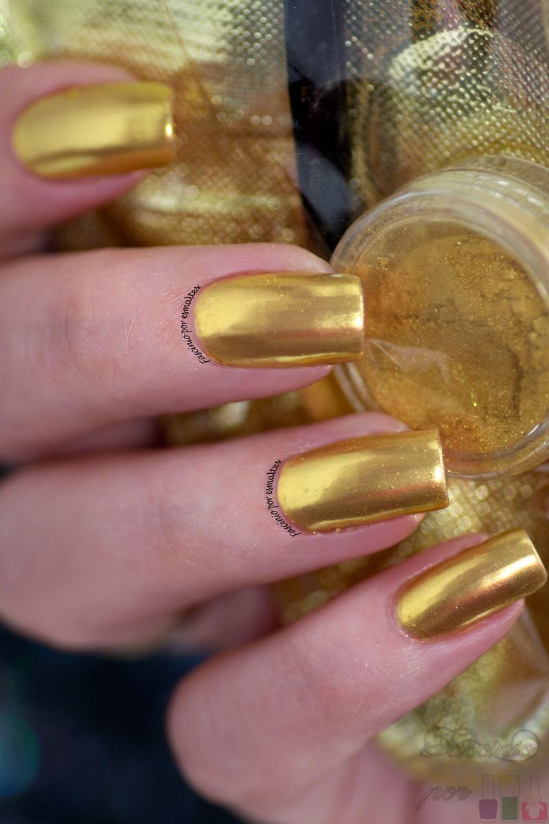 Cromo Dourado