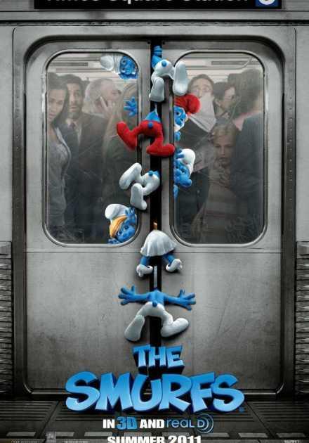 فيلم The Smurfs 2011 مترجم