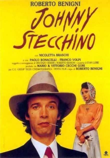 فيلم Johnny Stecchino 1991 مترجم