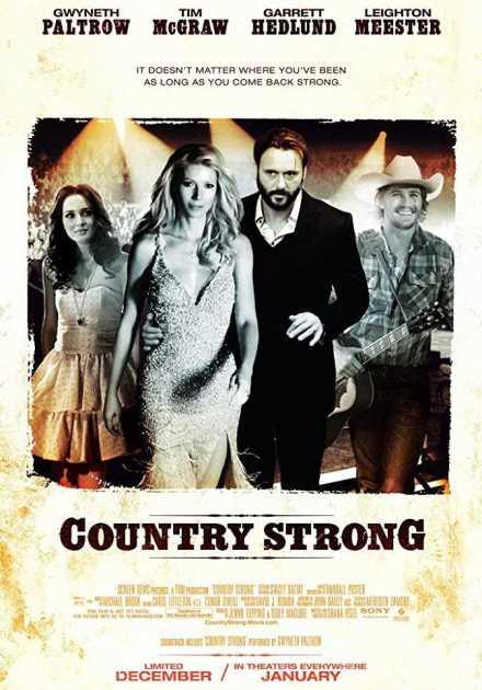 فيلم Country Strong 2010 مترجم
