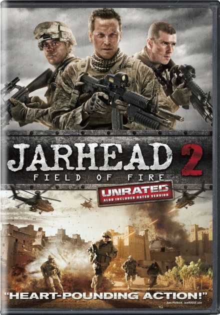 فيلم JarHead 2 Field of Fire 2014 مترجم