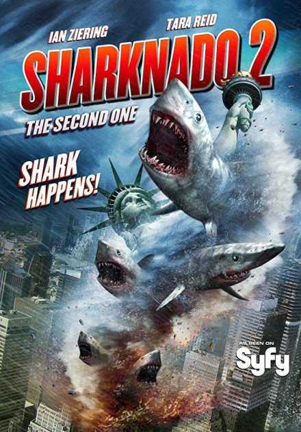 فيلم Sharknado 2 The Second One 2014 مترجم
