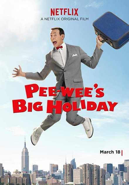 فيلم Pee-wee's Big Holiday 2016 مترجم