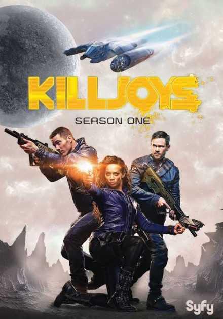 مسلسل Killjoys الموسم الأول