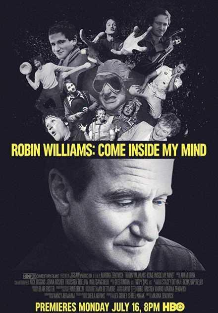 فيلم Robin Williams Come Inside My Mind 2018 مترجم