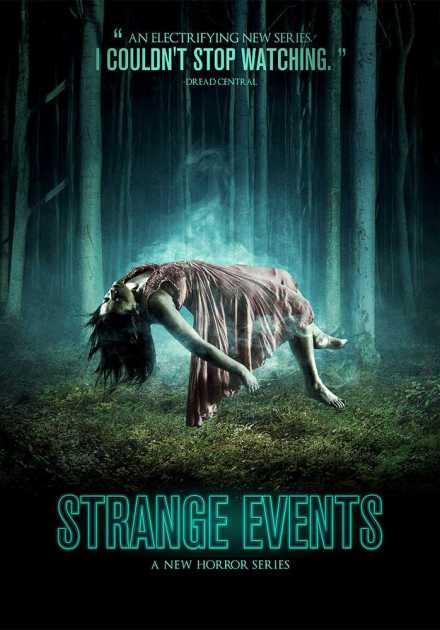 فيلم Strange Events 2017 مترجم