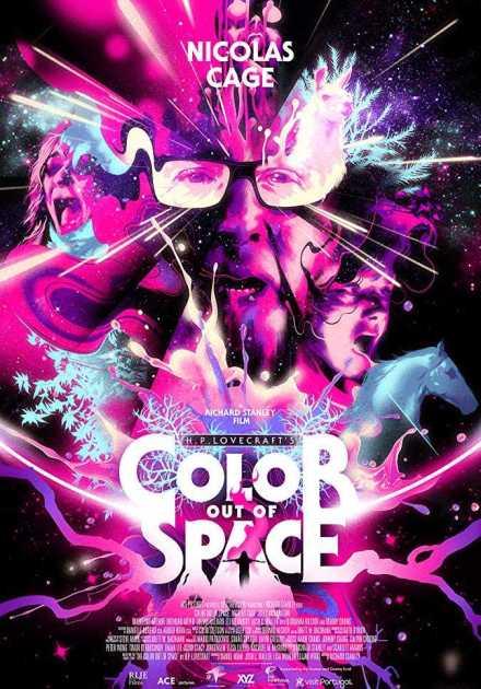 فيلم Color Out of Space 2019 مترجم
