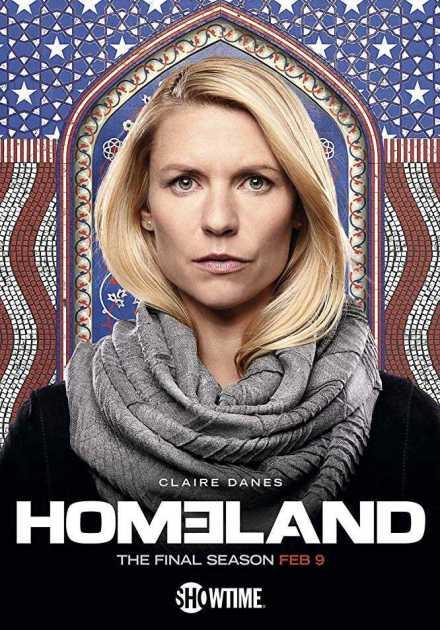 مسلسل Homeland الموسم الثامن