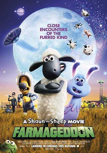فيلم A Shaun the Sheep Movie: Farmageddon 2019 مترجم