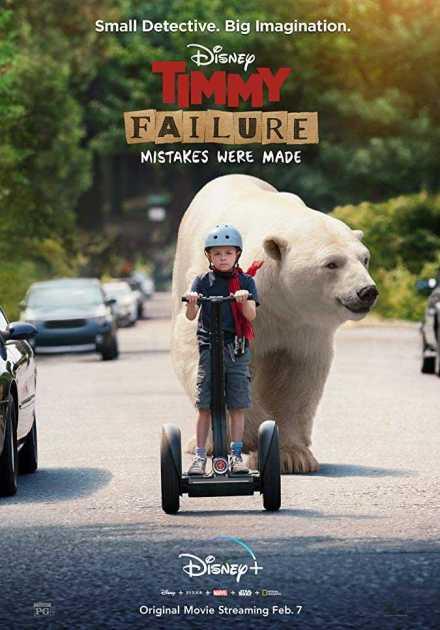 فيلم Timmy Failure: Mistakes Were Made 2020 مترجم