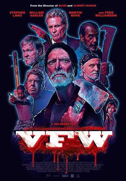 فيلم VFW 2019 مترجم