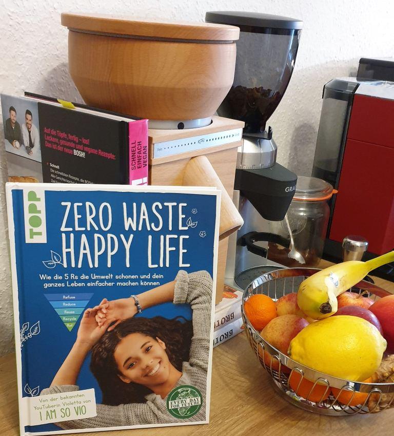 Zero Waste Happy Life von Violetta Verissimo