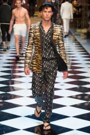 Dolce & Gabbana - Spring/Summer 2017