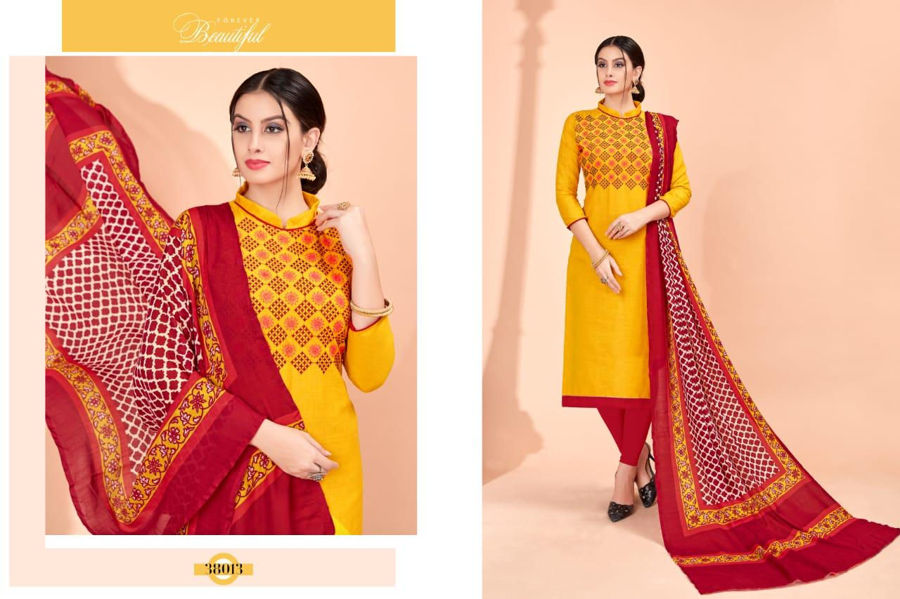 c4b96dd5a90fd TAZEEB VOL-38 BY BEST CHOICE 38013 TO 38024 SERIES DESIGNER SUITS  COLLECTION BEAUTIFUL STYLISH COLORFUL FANCY PARTY WEAR   OCCASIONAL WEAR  SLUB COTTON ...