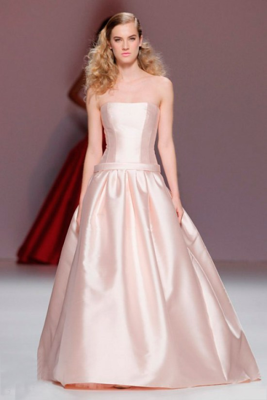 Cymbeline Pale Pink Wedding Dress
