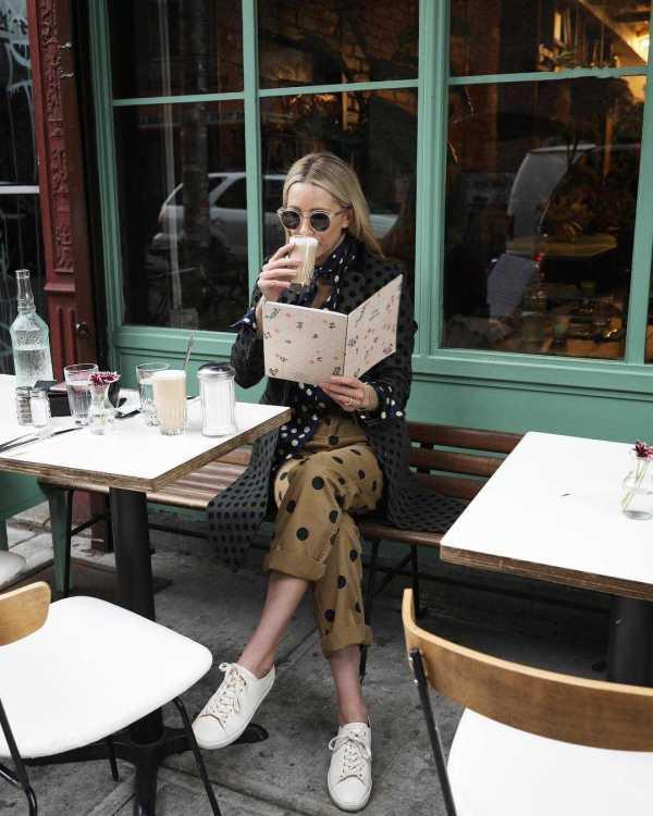 המדריך המלא לשילוב הדפסים Fashion Tails Luba Shraga