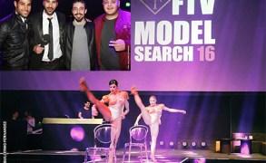 REYRO at the Fashion TV Model Search 2016 in Club Aura in Zurich