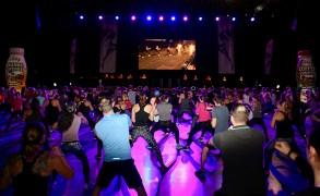 «move2fit live!» begeistert an der Fitness Expo – Claudia Lässer, Janosch Nietlispach und hunderte Sportfans