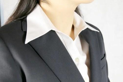 女性用就活スーツを買いに行きました - サラリーマンのファッションを考える