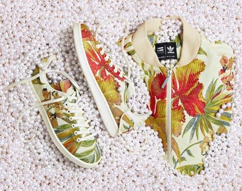 Pharrell Williams' New Adidas 'Jacquard' Jacket-sneaker Pack