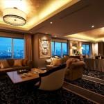 【ホテル日航東京】最上階のスイートルームが秘密のスカイラウンジに