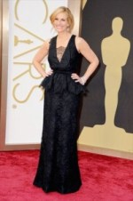第86回アカデミー賞授賞式にて、ジュリア・ロバーツがBVLGARIを着用