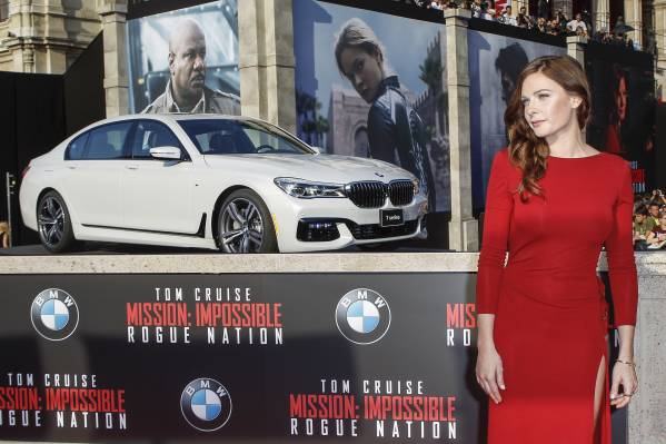 Photo by Isa Foltin/Getty Images for BMW