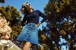 LA発デニムブランド「MOTHER」が人気モデルミランダ・カーとのコラボレーションコレクション「MIRANDA LOVES MOTHER」を発表
