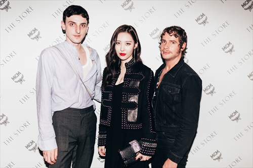 MCM x The Store_Ben Schofield_Sunmi Lee_Luke Day