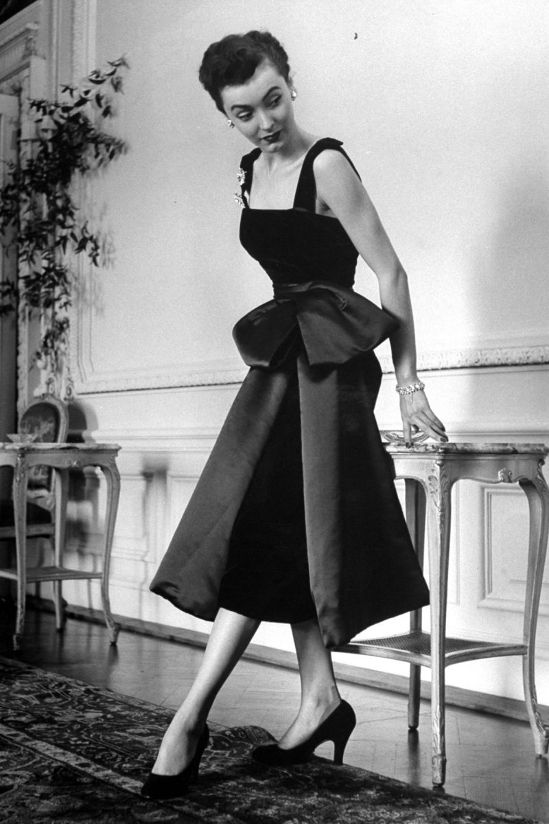 Mame Fashion Dictionary: Christian Dior New Look 1946