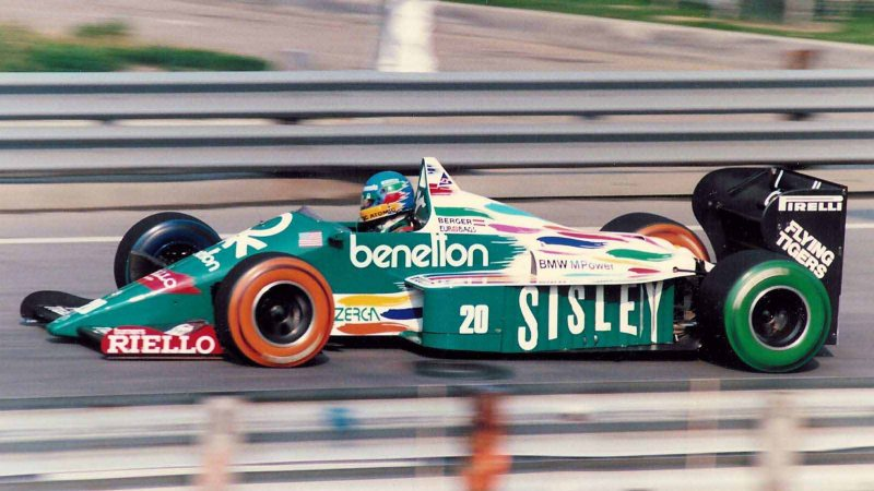 1986 Benetton Formula One Team