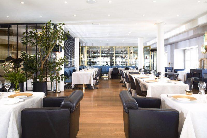 Mame Fashion Dictionary: Restaurant Trussardi Alla Scala